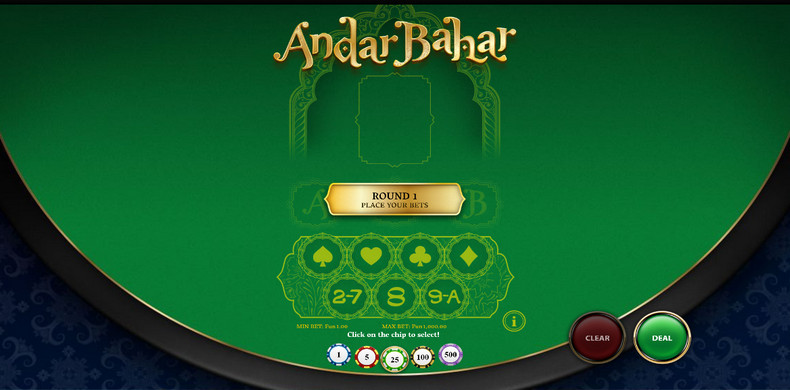 popularity of Andar Bahar